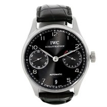 IWC Portuguese Chrono 7 Day Power Reserve Automatic Watch...