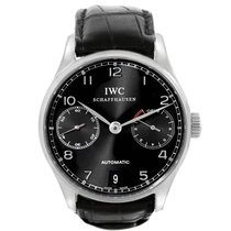 IWC IW500109 Acero 2015 Portuguese Automatic 42.3mm usados