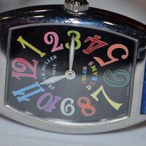 Franck Muller Color Dreams Steel 29mm Black Arabic numerals United States of America, New York, Greenvale
