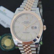 Rolex Datejust 41 Everosegold/Steel NEW 126301