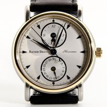 Rainer Brand 37,5mm Automatic pre-owned White