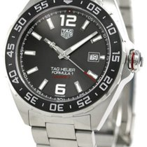TAG Heuer Formula 1 Calibre 5 Anthracite Dial Steel Men Watch...