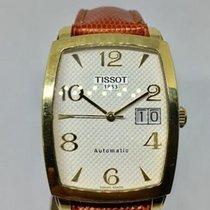 Tissot - Tissot Men's Sculpture 18K - T71.3.633.34 - For...