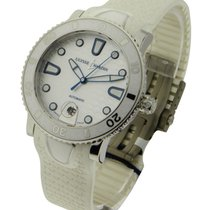 Ulysse Nardin 8103-101-3/00 Marine Diver Automatic in Steel -...
