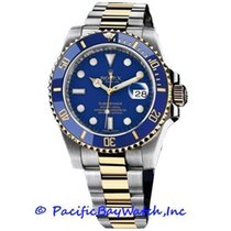 Rolex Steel 40mm Automatic 11613LB pre-owned United States of America, California, Newport Beach