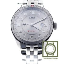 Oris Audi Sport new 2019 Automatic Watch with original box and original papers 01 747 7701 4461