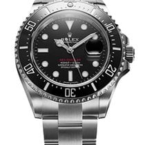 Rolex Sea-Dweller Steel 43mm Black No numerals