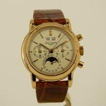 Patek Philippe Perpetual Calendar Chronograph 3970ER 2000 gebraucht