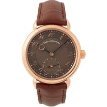 Urban Jürgensen 1140 Limited Edition Brown Dial |