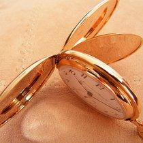 IWC 14K Gold Full Hunter Pocket watch International Watch 1914