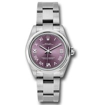 Rolex Oyster Perpetual 31 Steel 31mm Purple Roman numerals United States of America, Pennsylvania, Holland
