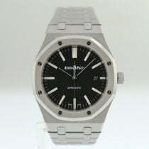 Audemars Piguet 15400st.oo.1220st.01 Stahl Royal Oak Selfwinding 41mm