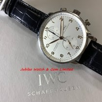 万国  IW371445 Portuguese Chronograph 41mm Steel