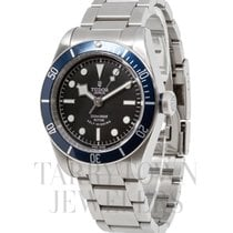 Tudor 79220B Steel Black Bay (Submodel) 41mm