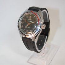 Vostok Steel 38mm Manual winding pre-owned