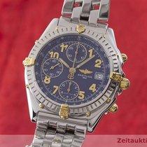 Breitling Chronomat (Submodel) gebraucht 39.5mm Gold/Stahl