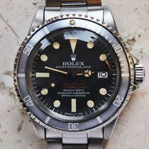 Rolex 1665 Staal Sea-Dweller (Submodel) 40mm