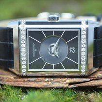 Jaeger-LeCoultre Reverso Classic Medium Duetto Steel 24mm