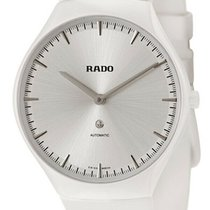 Rado True Thinline Ceramic 40mm Silver United States of America, New York, Monsey