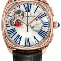 Zenith 22.1925.4062/80.C725 Rose gold Star 37mm pre-owned