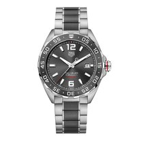TAG Heuer Formula 1 Calibre 5 Steel 43mm Black United States of America, Florida, SUNRISE