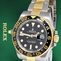 Rolex GMT-Master II Gold/Steel 40mm Black United States of America, Florida, 33431