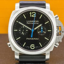 Panerai Steel 44mm Automatic PAM000362 pre-owned