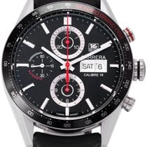 TAG Heuer Carrera Calibre 16 CV2A1F.FT6033 2013 usato