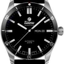 Tutima Steel Automatic 6101-01 new United States of America, New York, Brooklyn