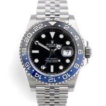 Rolex GMT-Master II Steel 40mm United Kingdom, London