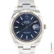 Rolex Datejust 126334 2019 rabljen