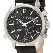 Timex Steel 43mm Quartz T2N943 A RUS new