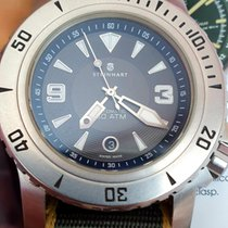 Steinhart Steel 44mm Automatic Triton pre-owned