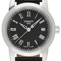 Tissot Classic Dream Zeljezo 28mm Crn
