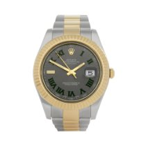 Rolex Datejust II 116333 2017 pre-owned