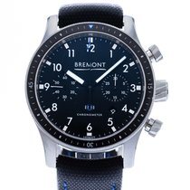 Bremont Boeing BB247-SS/BK/R 2010 occasion