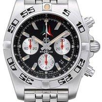 Breitling Men's AB01104D/BC62/375A Chronomat 44 Watch