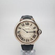 Cartier Ballon Bleu 44mm new 2017 Manual winding Watch with original box and original papers W6920055