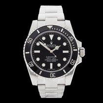 Rolex Submariner Non Date Stainless Steel Gents 114060 - W4243