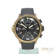 IWC Aquatimer Chronograph Expedition Charles Darwin IW379503