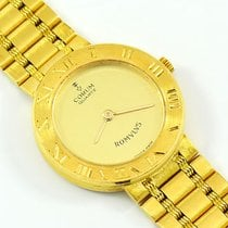 Corum Romvlvs 18K Yellow Gold Ladies Watch, 24mm Quartz