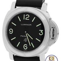 Panerai PAM 000 G Luminor Base Logo Black Manual 44mm Watch...