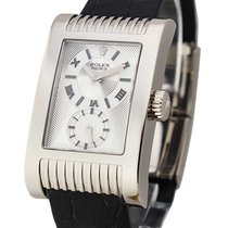 Rolex Used 5443.9_used_used_silver_croco Cellini Prince in...