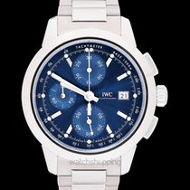 IWC Ingenieur Chronograph new Automatic Watch with original box and original papers IW380802