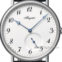 Breguet White gold Automatic White 40mm new Classique