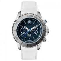 Ice Watch Reloj Ice BMW Hombre Piel Gris Cuarzo Calendario