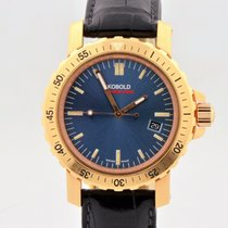Kobold Red gold 41mm Automatic KD242126 pre-owned United States of America, Washington, Bellevue