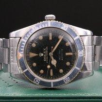 Rolex Submariner 5508 James Bond Tropical Gilt 1959