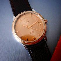 Omega DeVille Prestige Chronometer Stahl / Gold Automatic