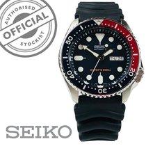 Seiko Acier 42mm Remontage automatique SKX009K1 nouveau